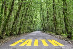 faith-word-written-jungle-road-tall-tree-two-side-green-road-jungle-road-to-faith-131880272